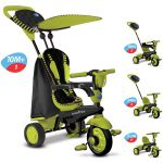 Smart Trike Spark 4w1 zielony STSTS67528 (limonka)