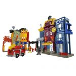 Fisher Price Miejskie centrum ratunkowe Imaginext BDY60 Mattel
