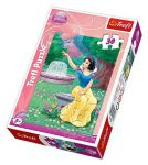 TREFL Puzzle 30 LIST DO KSIĘCIA DISNEY 18116