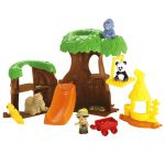 Fisher Price Little People Tropikalne Zoo Y3679